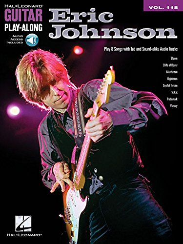 - Eric Johnson: Guitar Play-Along Volume 118
