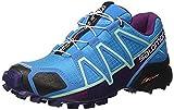 Salomon Women's Speedcross 4 W Mountaineering Boot, Hawaiian Surf, 7 M US