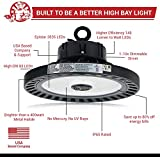 Dimmable 32,000 Lumen LED High Bay Light - 240 Watt