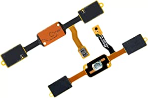 ePartSolution_Home Button Keypad Button Key Sensor Flex Cable for Samsung Galaxy J3 2016 SM-J320A J320V SM-J320P Replacement Part USA
