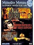 Midnight Movies Vol 13: Suspense Triple Feature (Fifth Cord/Forbidden Photos/Pyjama Girl Case)