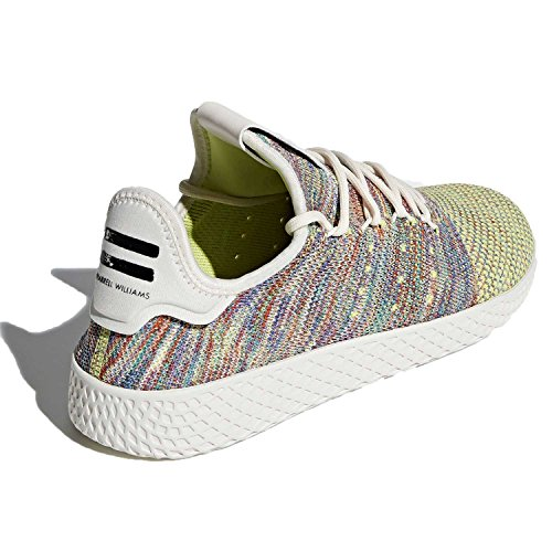Adidas Hombres Pharrell Williams X Tenis Hu Pk Multicolor Cq2631 Multi Color / Blanco
