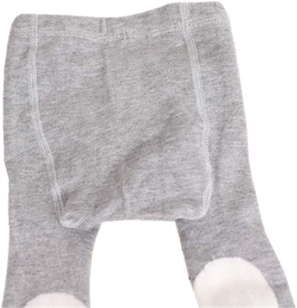 Baby Tights Toddler Girls Cute Knit Leggings Pantyhose Cotton Pants Stockings 1-8Y