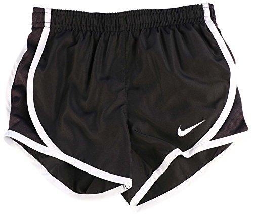 Nike 3.5 Girls Tempo Pantaloncini Da Corsa Neri