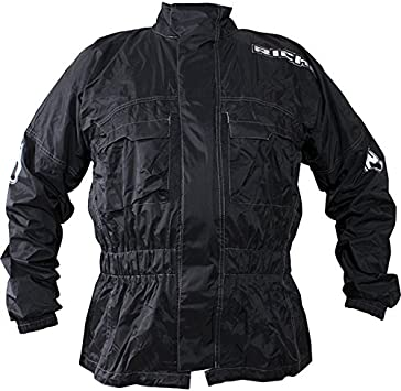 Textil /Überjacke Richa Rain Warrior Motorrad-Regenjacke