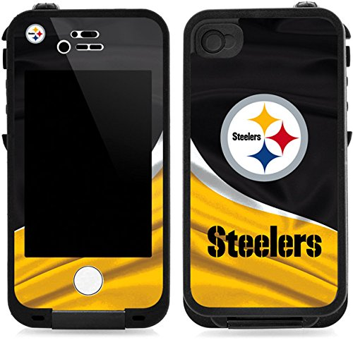 NFL Pittsburgh Steelers LifeProof iPhone 4/4s Skin - Pittsburgh Steelers  Vinyl Decal Skin For