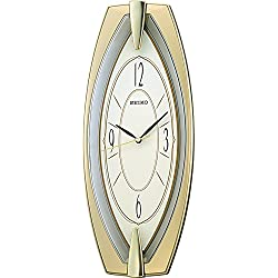 Seiko Clocks QXA342G Wall clock Sweeping Second