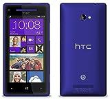 HTC Windows Phone 8X Blue 16GB - Unlocked