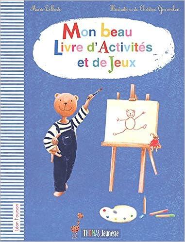 Livres MON BEAU LIVRE D'ACTIVITES ET DE JEUX epub, pdf