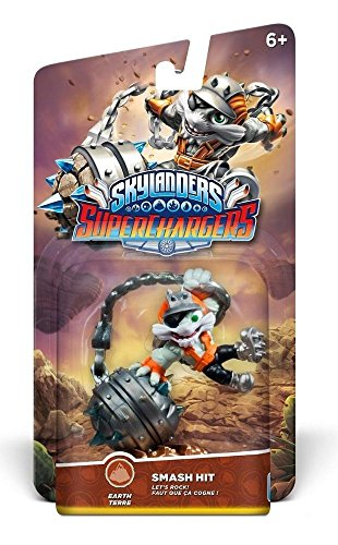 Skylanders Superchargers: Single Driver Smash Hit