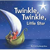 Twinkle Twinkle Little Star (20 Favourite Nursery Rhymes - Illustrated by Wendy Straw) by Wendy Straw (8-Sep-2014) Paperback