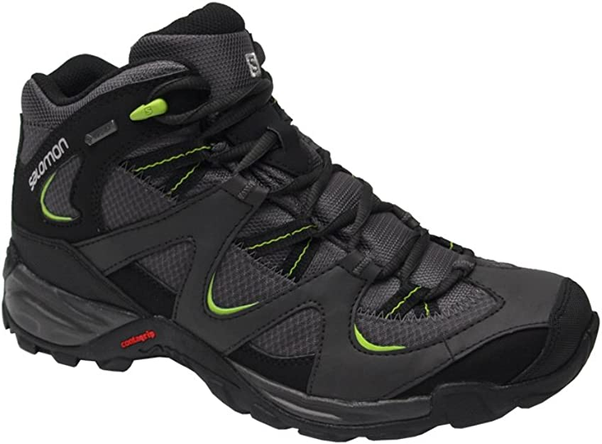 SALOMON Sector Mid GTX black, Men, L38026400, ATOB, 9 (EU