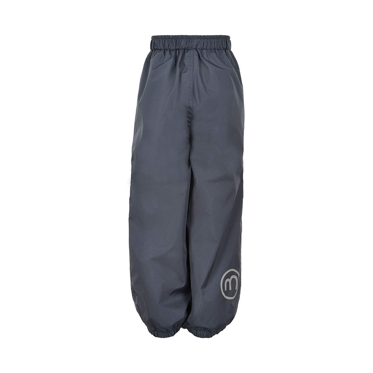 Minymo Boy's Basic 23 -Rain Pants -Solid Plain Rain Trousers 3623