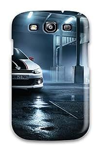 Cute Tpu Garclson Volkswagen Scirocco 8 Case Cover For Galaxy S3