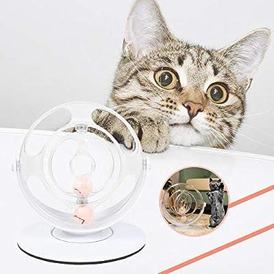 MOGOI Juguete Interactivo para Gato, Tocadiscos actualizados ...