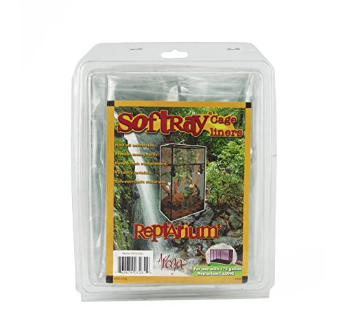 Softray Cage Liners for 175 gallon Reptarium LONG by Reptarium
