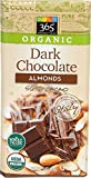 365 Everyday Value, Organic Dark Chocolate Bar with Almonds (56% Cacao), 3 Ounce