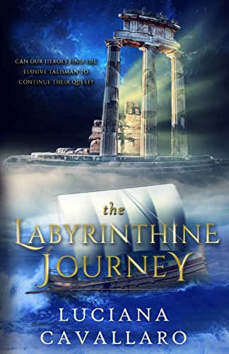 The Labyrinthine Journey (Servant of the Gods Book 2) by [Cavallaro, Luciana]