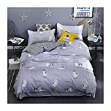Best Magic Cover Home Fashion Pillows - KFZ Bed Set Beddingset Duvet Cover No Comforter Review