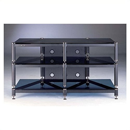 BLG Series TV Stand in Black ()