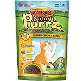 Zuke's Natural Purrz Cat Treats, Tender Chicken Recipe, 3-Ounces