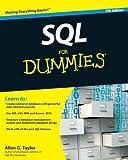 SQL for Dummies, Allen G. Taylor, 0470557419
