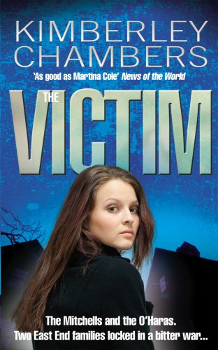 book cover of The Victim