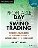 img - for Profitable Day and Swing Trading, + Website: Using Price / Volume Surges and Pattern Recognition to Catch Big Moves in the Stock Market (Wiley Trading) book / textbook / text book