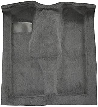 827-Grey Plush Cut Pile Passenger Area only ACC Carpet Replacement for 1984 to 1996 Jeep Cherokee