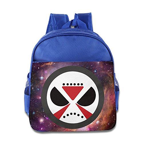 Friday The 13th Jason Kids Backpack School Bag For Boys/girls RoyalBlue
