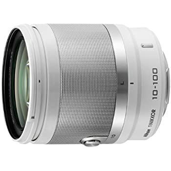 Nikon 1 NIKKOR 10-100mm f/4.0-5.6 VR (White)