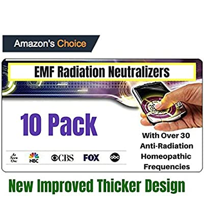 10 Cell Phone EMF Protection Radiation Neutralizers
