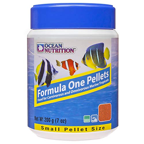 - Ocean Nutrition Formula One Marine Pellets - 200g (7oz)