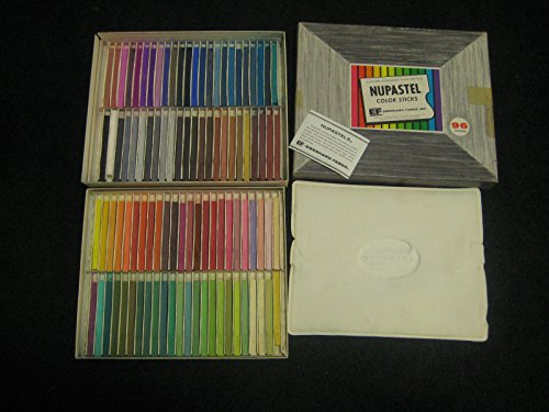 - Prismacolor NuPastel Sets (Standard Assortment) - Set of 96 1 pcs sku# 1841643MA