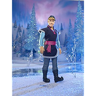Disney Frozen Sparkle Kristoff Doll: Toys & Games