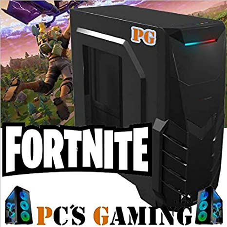 PCS Gaming - PC Gamer AMZ 2019 (CPU Ryzen 4 x 3,70 GHz, Ram 16 GB, 1 TB, T. Gráfica Vega 8,) + Juego Incluido. pc Gamer, pc Gaming, Ordenador para ...