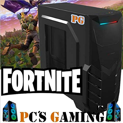 PCS Gaming - PC Gamer AMZ 2019 (CPU Ryzen 4 x 3,70 GHz, Ram 16 GB, 1 TB, T. Gráfica Vega 8,) + Juego Incluido. pc Gamer, pc Gaming, Ordenador para ...