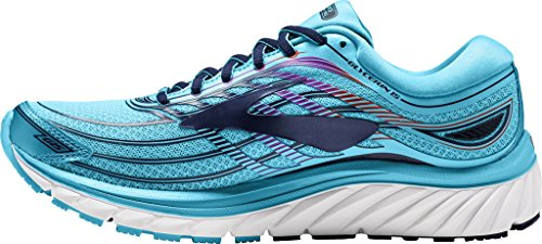 Brooks Damen Glycerin 15 Gymnastikschuhe Capri/EveningBlue/PurpleCactusFlower