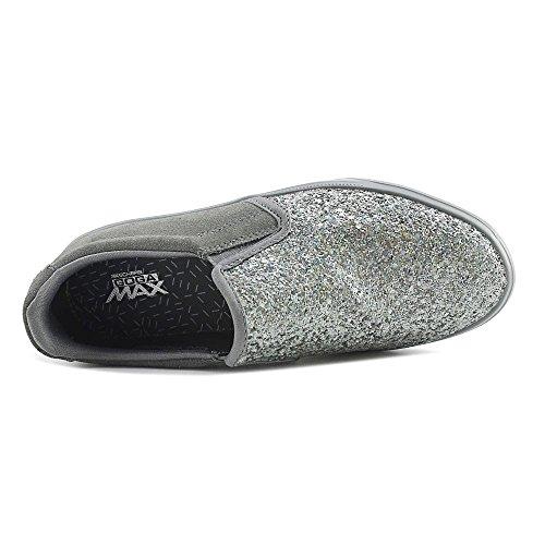 Govulc2 Skechers Women Glint Sneakers US 6 Gray zwORfwq