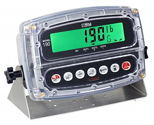 Cardinal Scales 190  Storm Digital Weight Indicator by Cardinal Scale