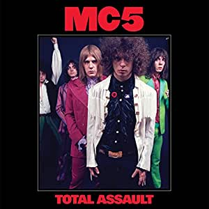 Total Assault: 50th Anniversary Collection (3LP Red, White, Blue Vinyl)
