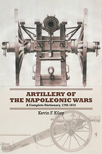 Artillery of the Napoleonic Wars: A Concise Dictionary, 1792-1815