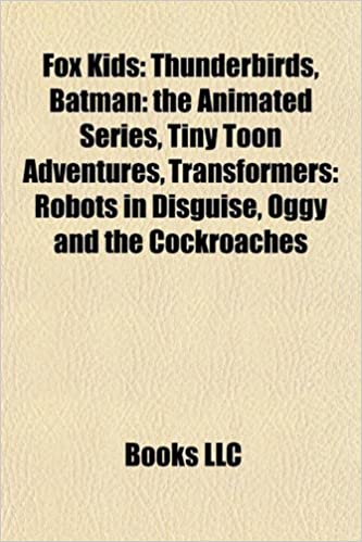 Fox Kids: Thunderbirds, Batman: The Animated Series, Tiny Toon Adventures, Oggy and the Cockroaches: Amazon.es: Source: Wikipedia: Libros en idiomas ...