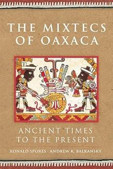 Ancient Ruins in Oaxaca, Mexico