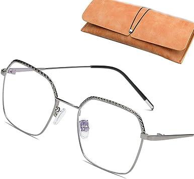 LASERIPLF - Gafas de Ordenador con Bloqueo de luz Azul, antifatiga ...