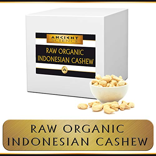 Raw Indonesian Cashews Bulk 15 lbs Wholesale Supplier - Organic, Kosher - Vegan, Non-GMO, Gluten-Free ()