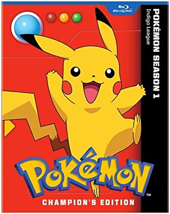 amazon com pokemon indigo league season 1 champion s edition