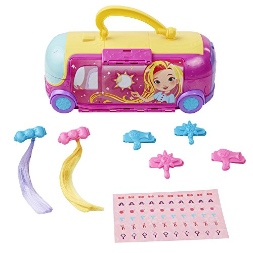 Sunny Day Accessory Set Glam Van Caddy, Pink
