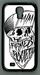 icasepersonalized Personalized Protective Case for Samsung Galaxy S4 I9500 - Metal Mulisha hjbrhga1544
