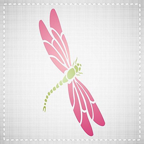 Dragonfly Stencil (DRAGONFLY STENCIL (size: 2.5